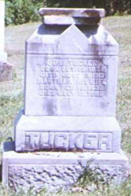 TUCKER, MARTHA - Adams County, Ohio | MARTHA TUCKER - Ohio Gravestone Photos