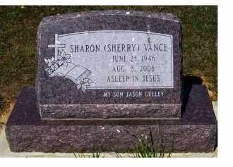 VANCE, SHARON (SHERRY) - Adams County, Ohio | SHARON (SHERRY) VANCE - Ohio Gravestone Photos