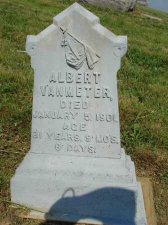 VANMETER, ALBERT - Adams County, Ohio | ALBERT VANMETER - Ohio Gravestone Photos