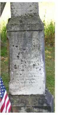 WALKER, PETER - Adams County, Ohio | PETER WALKER - Ohio Gravestone Photos
