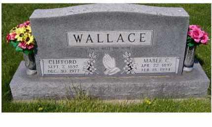 WALLACE, MABLE C. - Adams County, Ohio   MABLE C. WALLACE - Ohio Gravestone Photos