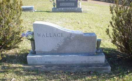 WALLACE, LULA - Adams County, Ohio | LULA WALLACE - Ohio Gravestone Photos