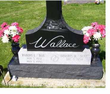 WALLACE, DELORIS M. - Adams County, Ohio   DELORIS M. WALLACE - Ohio Gravestone Photos