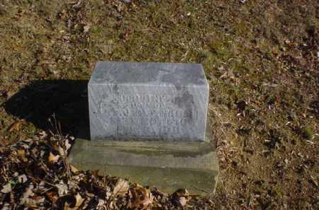 WALLS, DOROTHY - Adams County, Ohio   DOROTHY WALLS - Ohio Gravestone Photos