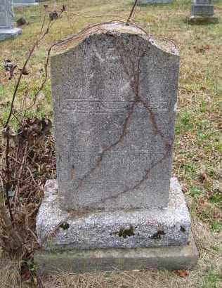 WAMSLEY, CHALMER - Adams County, Ohio | CHALMER WAMSLEY - Ohio Gravestone Photos