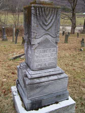 WAMSLEY, JAMES R. - Adams County, Ohio | JAMES R. WAMSLEY - Ohio Gravestone Photos
