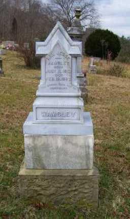 WAMSLEY, JESSE - Adams County, Ohio | JESSE WAMSLEY - Ohio Gravestone Photos