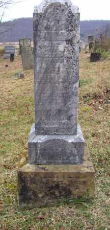 WAMSLEY, NANCY JANE - Adams County, Ohio   NANCY JANE WAMSLEY - Ohio Gravestone Photos