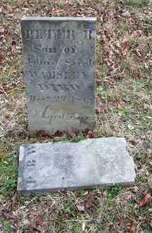 WAMSLEY, PETER B. - Adams County, Ohio | PETER B. WAMSLEY - Ohio Gravestone Photos
