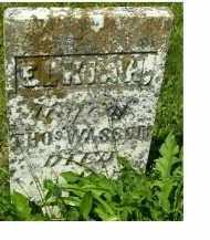 WASSON, ELKIAH - Adams County, Ohio   ELKIAH WASSON - Ohio Gravestone Photos