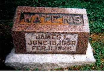 WATERS, JAMES L. - Adams County, Ohio | JAMES L. WATERS - Ohio Gravestone Photos