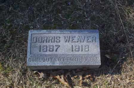 WEAVER, DORRIS - Adams County, Ohio   DORRIS WEAVER - Ohio Gravestone Photos