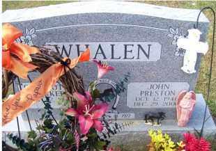 PARKER WHALEN, CHARLOTT - Adams County, Ohio | CHARLOTT PARKER WHALEN - Ohio Gravestone Photos