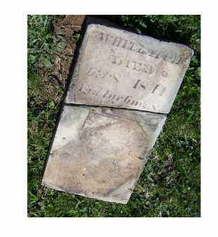 WHITLATCH, UNKNOWN - Adams County, Ohio | UNKNOWN WHITLATCH - Ohio Gravestone Photos