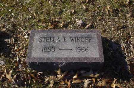 WIKOFF, STELLA E. - Adams County, Ohio   STELLA E. WIKOFF - Ohio Gravestone Photos