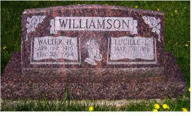 WILLIAMSON, WALTER H. - Adams County, Ohio | WALTER H. WILLIAMSON - Ohio Gravestone Photos