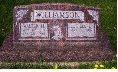 WILLIAMSON, LUCILLE L. - Adams County, Ohio | LUCILLE L. WILLIAMSON - Ohio Gravestone Photos