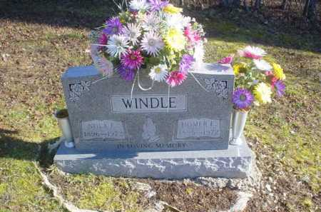WINDLE, NOLA E. - Adams County, Ohio | NOLA E. WINDLE - Ohio Gravestone Photos