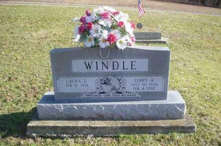 WINDLE, LAURA D. - Adams County, Ohio | LAURA D. WINDLE - Ohio Gravestone Photos