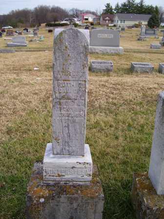 WINTERSTEEN, RUTH E. - Adams County, Ohio | RUTH E. WINTERSTEEN - Ohio Gravestone Photos