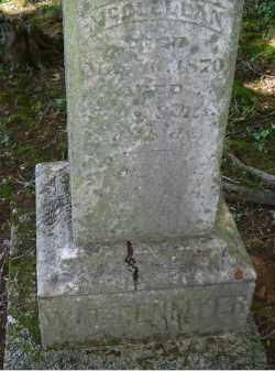WITTENMYER, MCCLELLAN - Adams County, Ohio   MCCLELLAN WITTENMYER - Ohio Gravestone Photos