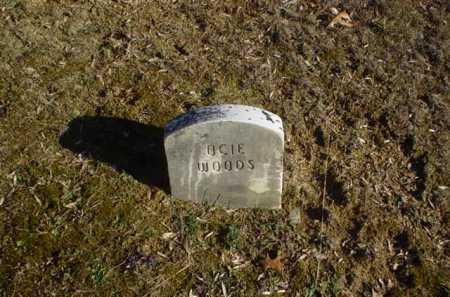 WOODS, OCIE - Adams County, Ohio | OCIE WOODS - Ohio Gravestone Photos