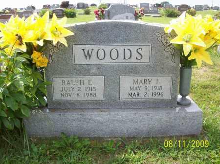 COPAS WOODS, MARY - Adams County, Ohio | MARY COPAS WOODS - Ohio Gravestone Photos