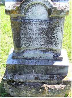 WRIGHT, ANNA M. - Adams County, Ohio   ANNA M. WRIGHT - Ohio Gravestone Photos