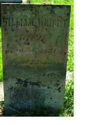 WRIGHT, WILLIAM - Adams County, Ohio | WILLIAM WRIGHT - Ohio Gravestone Photos