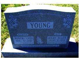 YOUNG, MARY ELLEN - Adams County, Ohio   MARY ELLEN YOUNG - Ohio Gravestone Photos