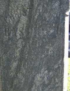 BASINGER, CHRISTINA - Allen County, Ohio | CHRISTINA BASINGER - Ohio Gravestone Photos