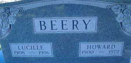 BEERY, HOWARD - Allen County, Ohio | HOWARD BEERY - Ohio Gravestone Photos
