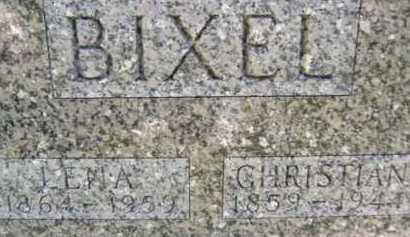 BIXEL, LENA - Allen County, Ohio | LENA BIXEL - Ohio Gravestone Photos