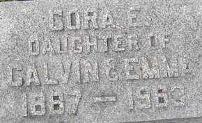 GREDING, CORA E. - Allen County, Ohio | CORA E. GREDING - Ohio Gravestone Photos