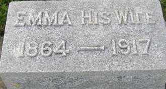 GREDING, EMMA - Allen County, Ohio | EMMA GREDING - Ohio Gravestone Photos
