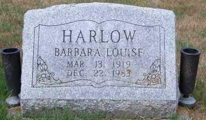 SHOEMAKER HARLOW, BARBARA LOUISE - Allen County, Ohio   BARBARA LOUISE SHOEMAKER HARLOW - Ohio Gravestone Photos