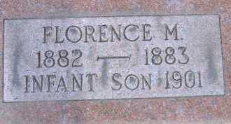 HILTY, FLORENCE M. - Allen County, Ohio | FLORENCE M. HILTY - Ohio Gravestone Photos