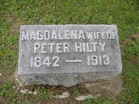 HILTY, MAGDALENA - Allen County, Ohio   MAGDALENA HILTY - Ohio Gravestone Photos