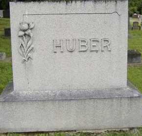 HUBER, FAMILY - Allen County, Ohio | FAMILY HUBER - Ohio Gravestone Photos