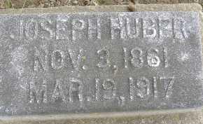 HUBER, JOSEPH - Allen County, Ohio | JOSEPH HUBER - Ohio Gravestone Photos