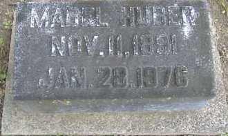 HUBER, MABEL - Allen County, Ohio | MABEL HUBER - Ohio Gravestone Photos