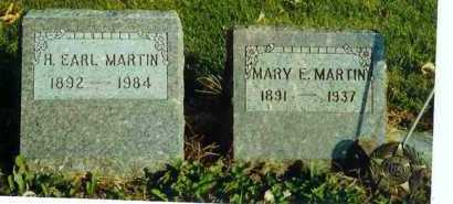 SCHOFFNER MARTIN, MARY E. - Allen County, Ohio | MARY E. SCHOFFNER MARTIN - Ohio Gravestone Photos