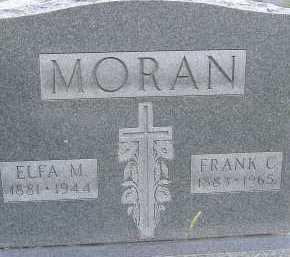 MORAN, FRANK C. - Allen County, Ohio   FRANK C. MORAN - Ohio Gravestone Photos