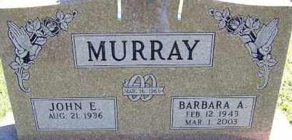 MURRAY, BARBARA A. - Allen County, Ohio | BARBARA A. MURRAY - Ohio Gravestone Photos