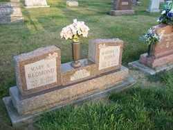 POINT, MARTHA - Allen County, Ohio | MARTHA POINT - Ohio Gravestone Photos