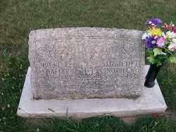NORBECK, ELIZABETH - Allen County, Ohio | ELIZABETH NORBECK - Ohio Gravestone Photos