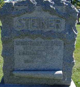 STEINER, BARBARA - Allen County, Ohio | BARBARA STEINER - Ohio Gravestone Photos