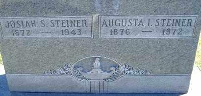 STEINER, AUGUSTA - Allen County, Ohio | AUGUSTA STEINER - Ohio Gravestone Photos