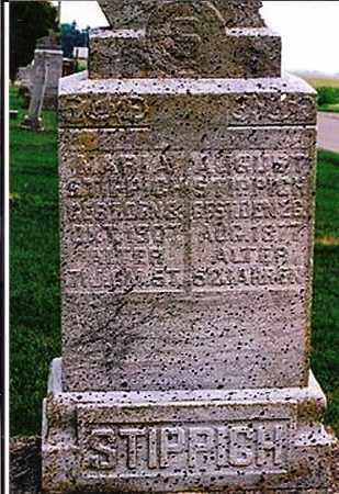 SCHURR STIPPICH, MARIA - Allen County, Ohio | MARIA SCHURR STIPPICH - Ohio Gravestone Photos
