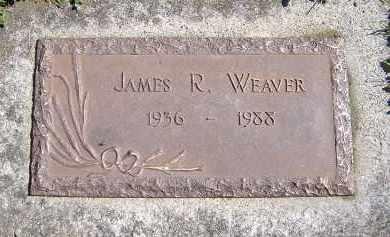 WEAVER, JAMES - Allen County, Ohio   JAMES WEAVER - Ohio Gravestone Photos
